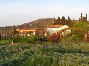 La casa dall'orto