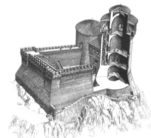 Brisighella_spaccato_del_castello_Castello_Brisighella_Emilia_Italia_I_Ca_EMI_Brisighella1